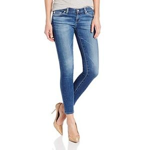 Adriano Goldschmied AG Stevie Ankle Jeans 26R